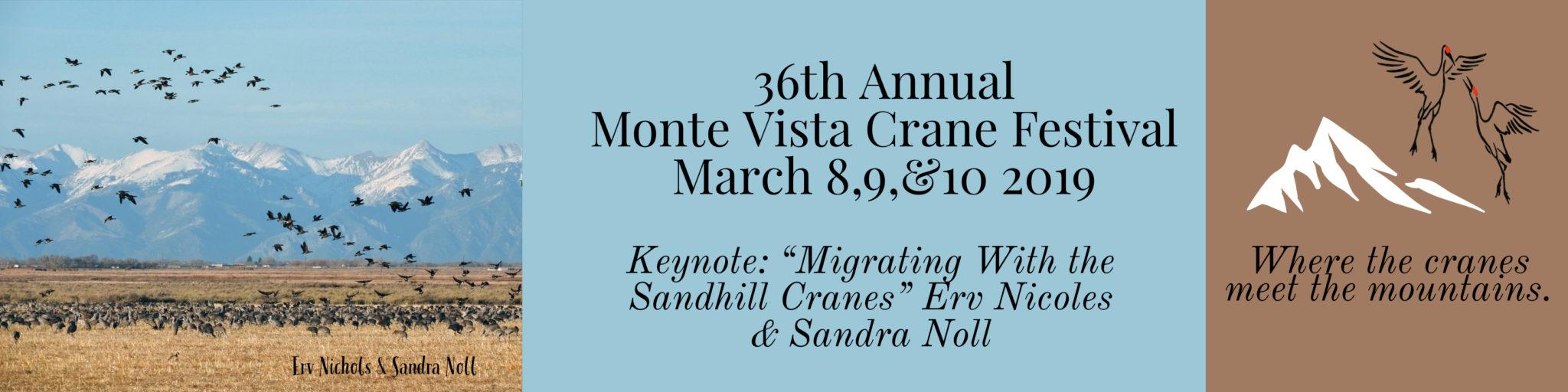 Monte Vista Crane Fest
